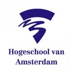 Logo van de Hogeschool van Amsterdam